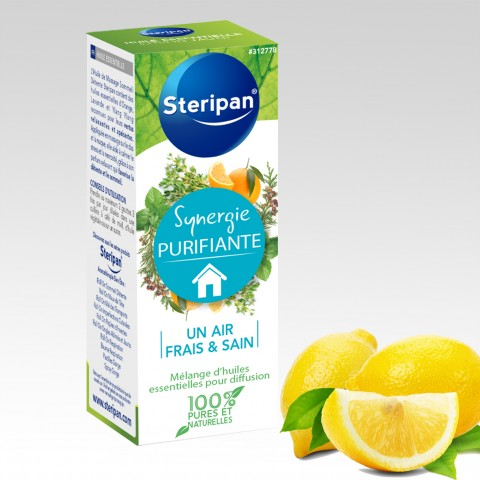 SYNERGIE PURIFIANTE POUR DIFFUSION