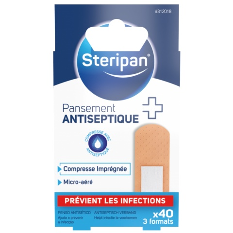 PANSEMENT ANTISEPTIQUE