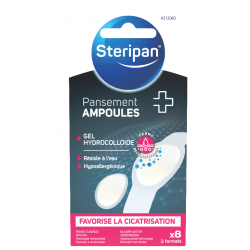 PANSEMENT HYDROCOLLOÏDE AMPOULES